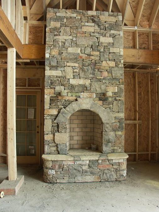 Stone Patios / Stone Work