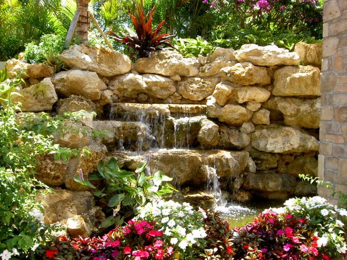 Waterfalls / Ponds